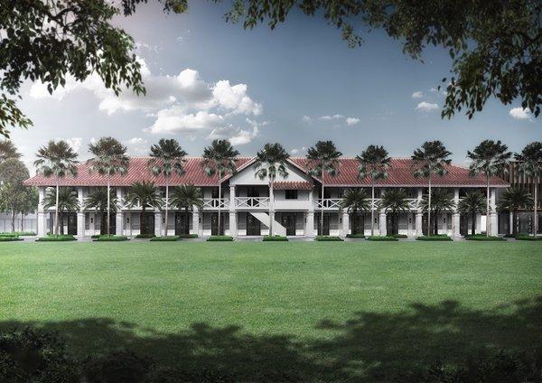 远东酒店的新品牌The Barracks Hotel为讲究的旅行者提供老式奢华和永恒魅力