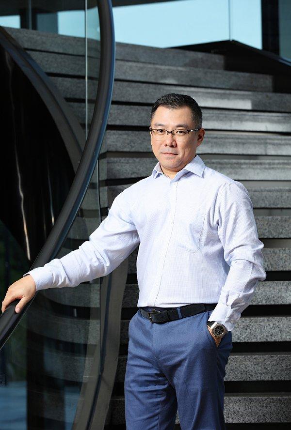 三亚山海天万豪酒店和三亚傲途格精选酒店总经理陈国正先生