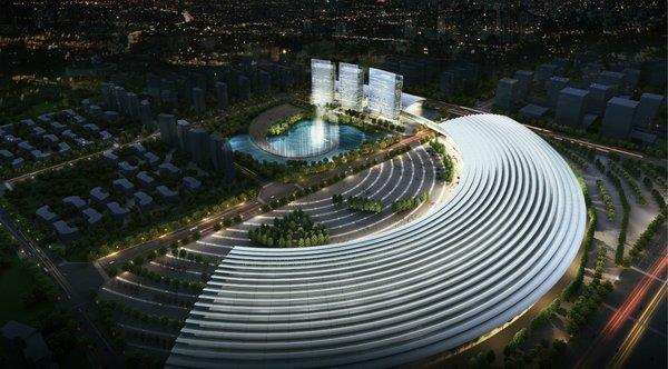 南昌绿地国际博览城