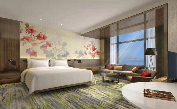 希尔顿花园酒店亮相广东省珠海市横琴新区