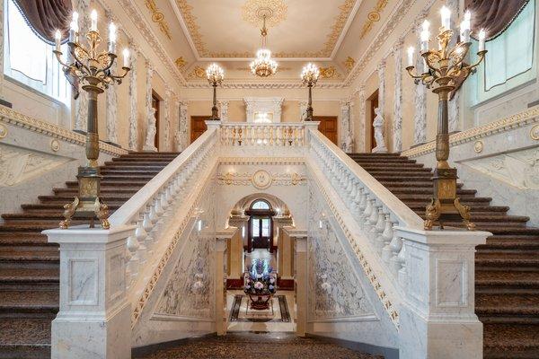 圣彼得堡狮子宫四季酒店 (1)