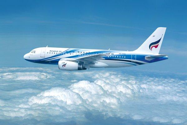 曼谷航空2018年航班准点率取得全球第五、亚太区第二的佳绩