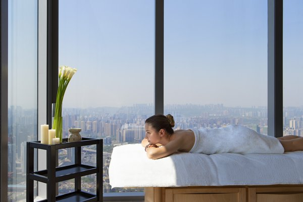 重庆尼依格罗酒店清轩水疗