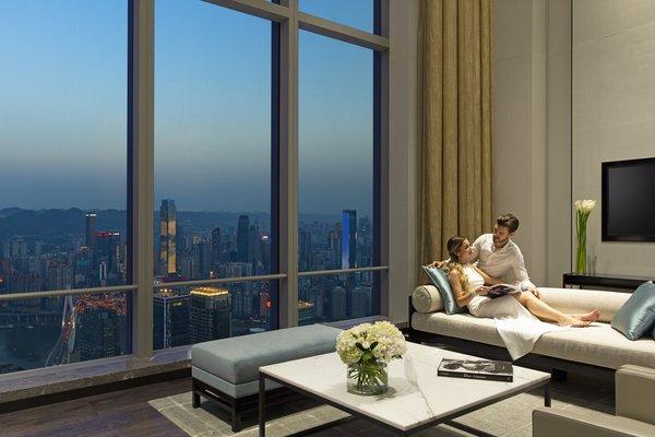 重庆尼依格罗酒店天际套房