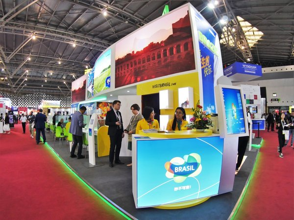 ITB China 2019巴西旅游局摊位B125