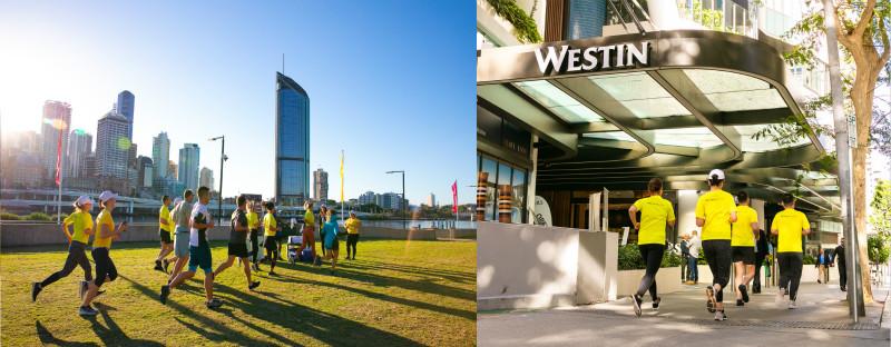 威斯汀酒店及度假村在全球跑步日开启与亚太区知名马拉松赛事的合作伙伴关系,在新晋开业的布里斯班威斯汀酒店特别邀请50位宾客、员工、万豪旅享家会员和当地居民共同参加一场趣味十足的5公里跑_meitu_1.jpg
