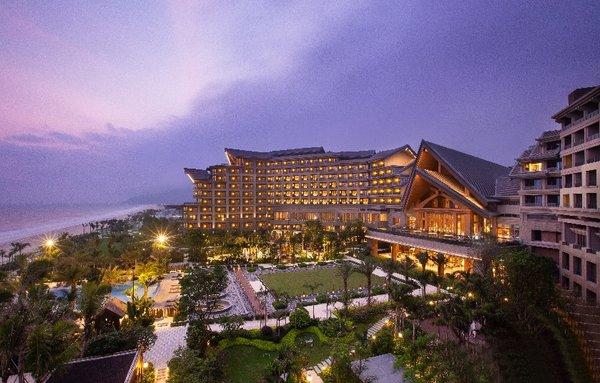 汕尾首家国际品牌酒店汕尾保利希尔顿逸林酒店盛大开业