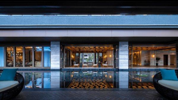 三亞悅瀾灣綠地鉑瑞酒店