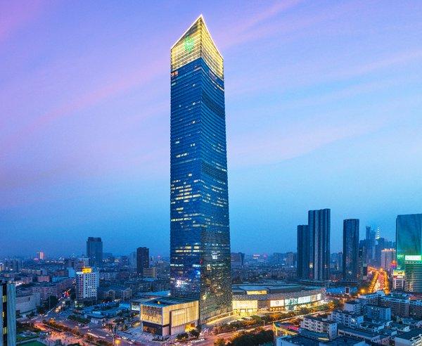 沈阳康莱德酒店盛大开业,进一步深化康莱德品牌东北市场布局