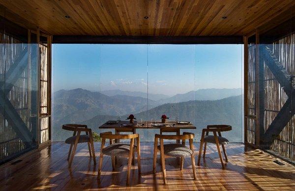 隐匿于喜马拉雅山脉高处的The Kumaon