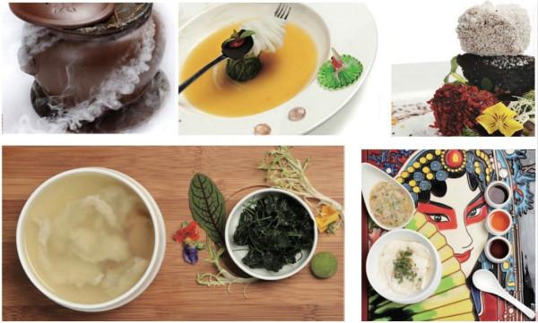 《创意美食甄辑》拥有着城市个性的惊艳菜品在口味及创意方面均呈现出世茂旗下酒店餐饮的专业品质_meitu_2.jpg
