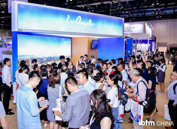 IBTM China 2019 展商和觀眾現場互動