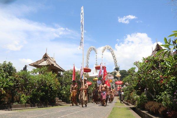 """印尼旅游与创意经济部将实施目的地""""清洁、健康和安全""""计划,该计划将在巴厘岛展开试点"""