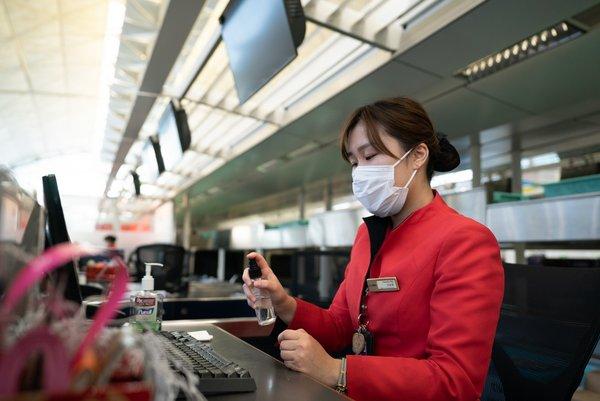 香港航空专业团队