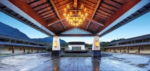 福州梧桐君瀾溫泉度假酒店6月20日試營開業,開啟養生溫泉新體驗