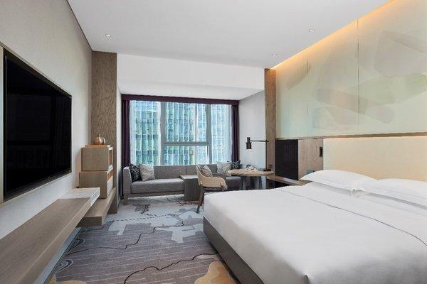 昆明德尔塔酒店高级大床房