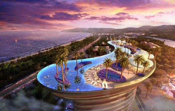 三亚金普顿酒店预计将于2025 年开业