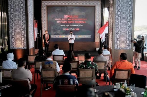 印尼旅游与创意经济部举办全国旅游目的地3K流程模拟演练_meitu_1.jpg