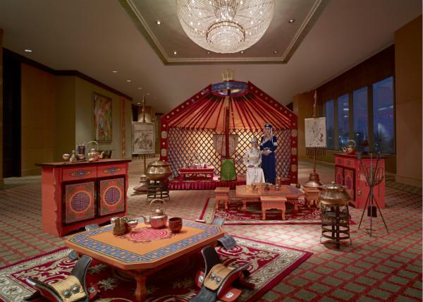 3. 呼和浩特香格里拉大酒店的蒙古特色主题茶歇_meitu_1.jpg