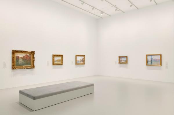 维多利亚州国立美术馆重新开放 举办法国印象派和戈雅作品展(图片来源:Tom Ross)_meitu_1.jpg