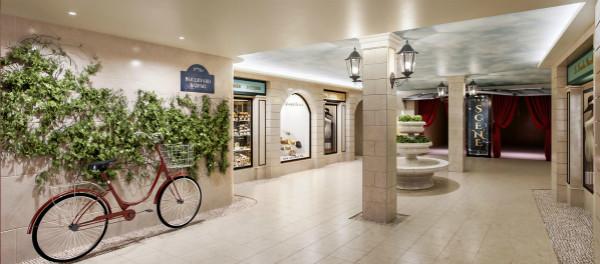 图三:步入卡巴萊坊音乐酒廊就仿佛走进了巴黎街头_meitu_3.jpg