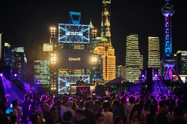 #WBLACKBOX潮流文化巡游之旅在上海外滩W酒店高燃开启