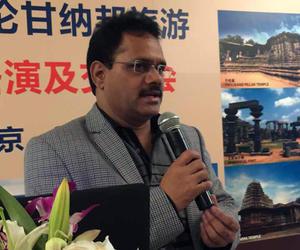 2015印度特伦甘纳邦旅游推介路演在京成功开启