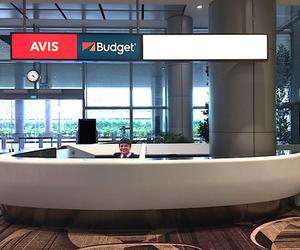 安飞士巴吉集团扩大在樟宜机场的业务