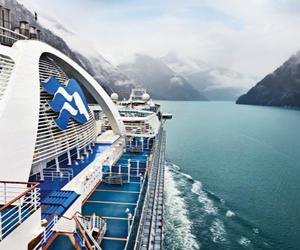 """""""全球旅行大师""""公主邮轮推出2018年海外航线战略计划"""