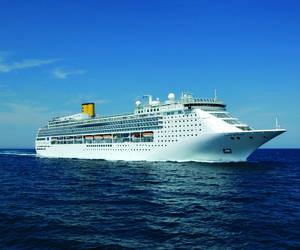 歌诗达邮轮 · 维多利亚号入驻厦门母港盛大启航