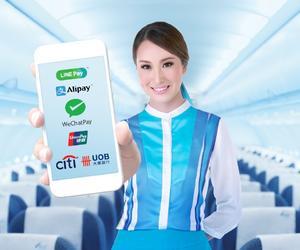 曼谷航空开通五大线上支付通道 中国乘客可微信、支付宝购票