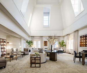 全美最大的马克酒店顶层套房开放入住