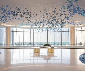 """卓美亚集团在阿布扎比萨迪亚特岛揭幕""""生态意识""""主题奢华度假酒店"""