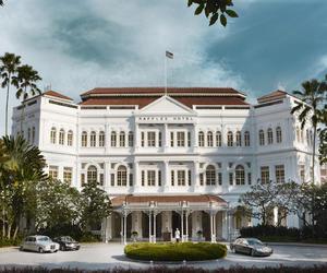 新加坡莱佛士酒店将于2019年中旬重新开业