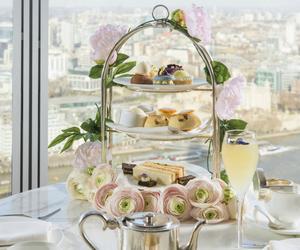 伦敦香格里拉大酒店推出皇家植物下午茶及皇家庆典计划