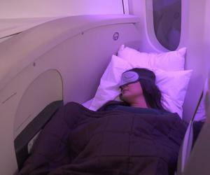新西兰航空联名Allbirds推限量款美利奴羊毛眼罩 再度升级云端舒睡体验