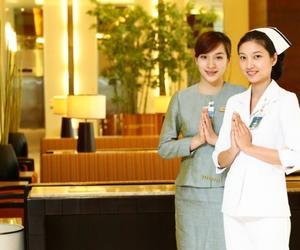 在泰国体验皇室级别的泰式健康服务
