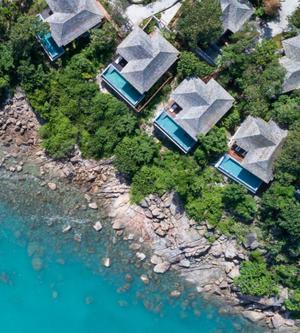 私人小岛上的天堂秘境——苏梅岛再添奢华泳池别墅度假酒店