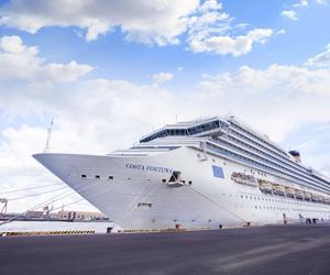 歌诗达邮轮加大北方市场战略布局 幸运号于大连母港盛大启航