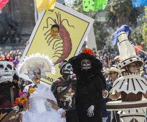 墨西哥积极筹备亡灵节庆祝活动 吸引游客体验千年传统文化