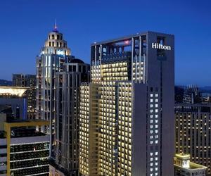 希尔顿酒店及度假村台北新板首秀 缔造全新商旅体验