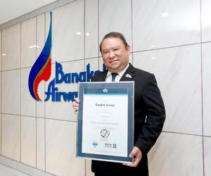 曼谷航空再度通过IOSA运行安全认证 已获得该认证六次