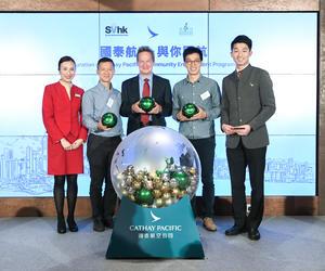 国泰航空开展全新社区关系拓展计划