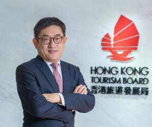 香港旅游发展局新任总干事程鼎一正式履新
