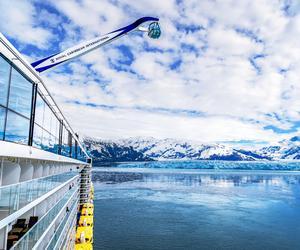 皇家加勒比发布2021年阿拉斯加航线部署  海洋赞礼号、海洋灿烂号、海洋旋律号携手起航西北太平洋