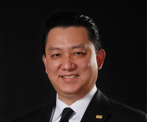 仰平新任太原富力万达文华酒店总经理
