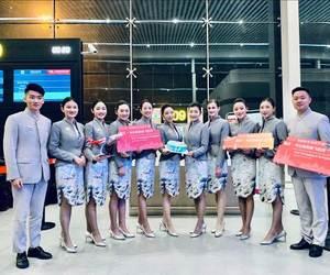 海南航空重庆-布达佩斯航线成功首航