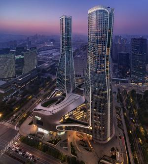 杭州康莱德酒店亮相中国科技与创新孵化中心
