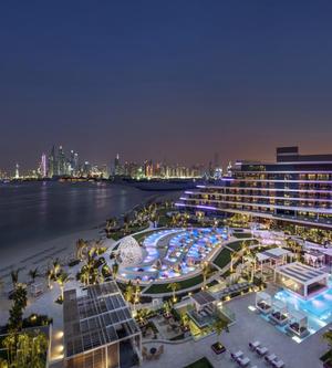 迪拜棕榈岛W酒店盛大开幕,中东迎来首家W Escape