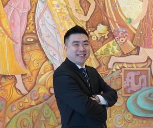 张伟出任南昌力高皇冠假日酒店总经理
